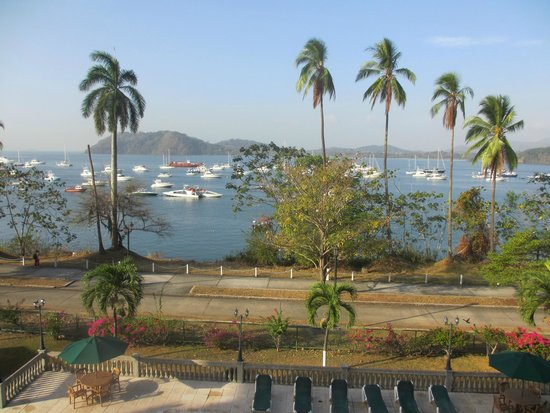 Country Inn & Suites By Carlson, Panama Canal, Panama : Yachts at the Balboa Yacht Club