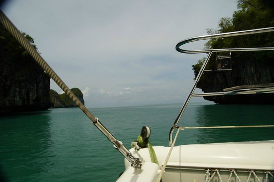 Rampant Sailing: Ontspannen!