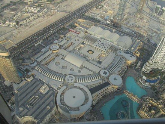 Burj Khalifa: Il Dubai Mall