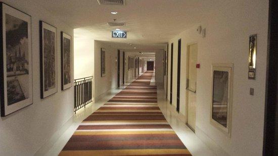 Park Hyatt Siem Reap : 3rd floor corridor