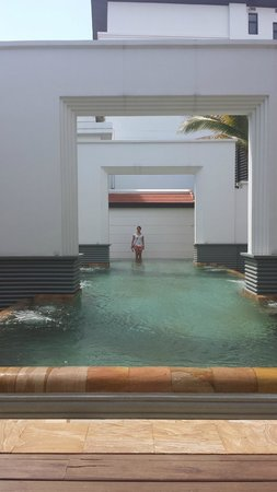 Park Hyatt Siem Reap: 15 m salt water pool ground floor