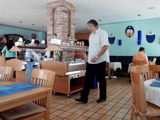 Langwasser Hotel: La salle de restaurant