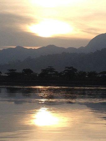 Langkawi Lagoon Beach Resort: Vue de l'hôtel