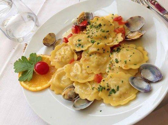 Gio & Max: I miei ravioli con ripieno di pesce