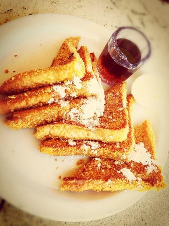 Nene's Kitchen : Get the Crunchy French toast!