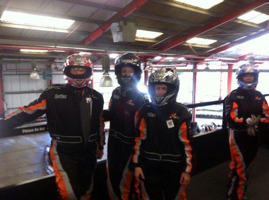 Formula Fast Indoor Karting : Ready?