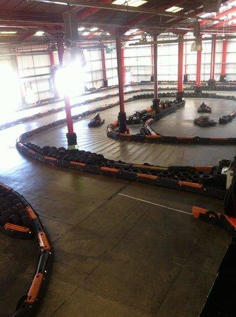 Formula Fast Indoor Karting : Track