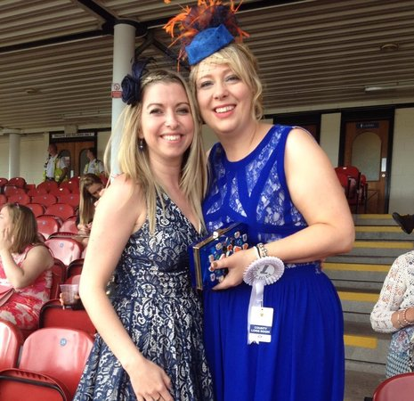 Chester Racecourse: fab day