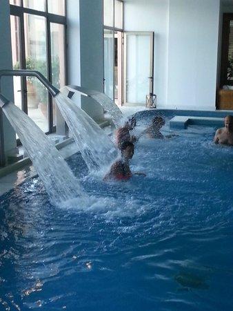 Ionian Blue Bungalows & Spa Resort: Χώρος Spa