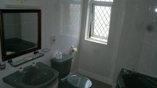 The Burren Castle Hotel : Bathroom
