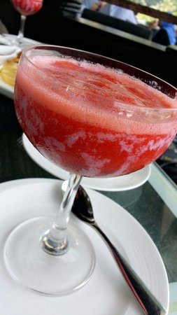 Padma Hotel Bandung : Our special complimentary drink