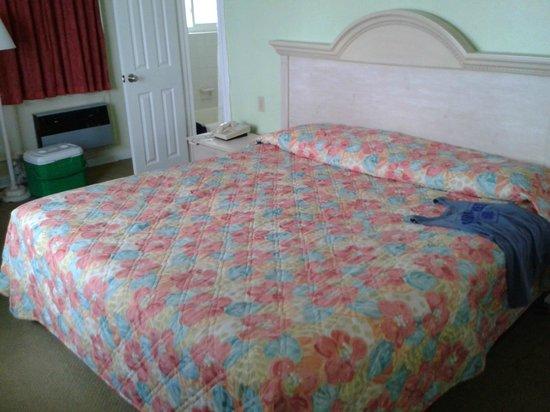 Keystone Motel: Room 217