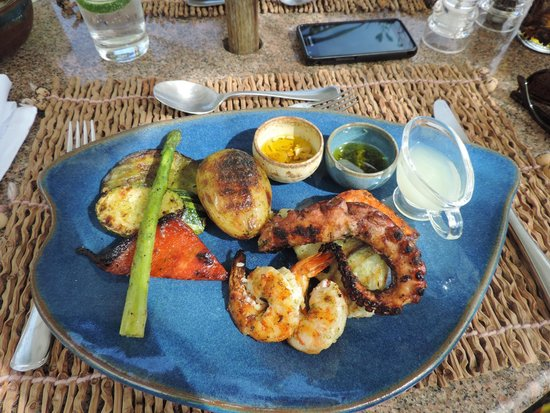 Ponta dos Ganchos Exclusive Resort: Churrasquinho
