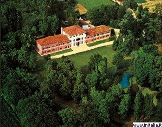 Park Hotel Villa Marcello Giustinian: Un parco con 3 laghi e 5 ettari di natura incontaminata