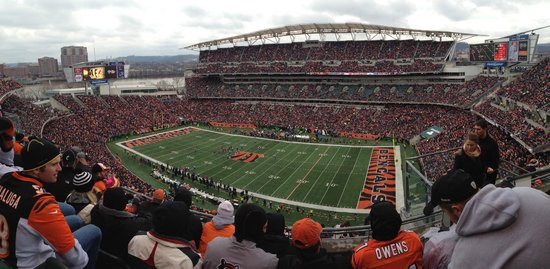 Paul Brown Stadium : Panorama