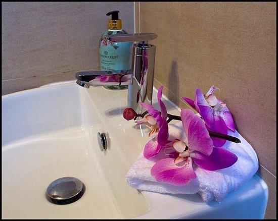 Lakeview Guesthouse: En-suite bathroom