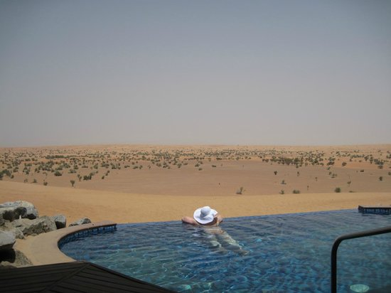 Al Maha, A Luxury Collection Desert Resort & Spa: Your own pool