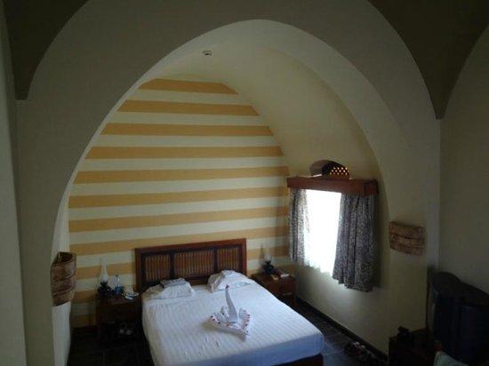 Radisson Blu Resort, El Quseir : Camera (unica composizione con asciugamani vista in 7gg)