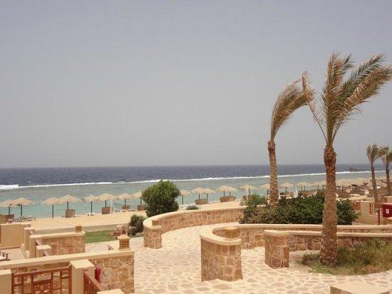 Radisson Blu Resort, El Quseir : Vista dal terrazzino