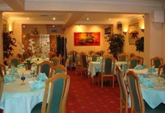 Newly refurbished Dragon Pearl Chinese Restaurant, Chertsey