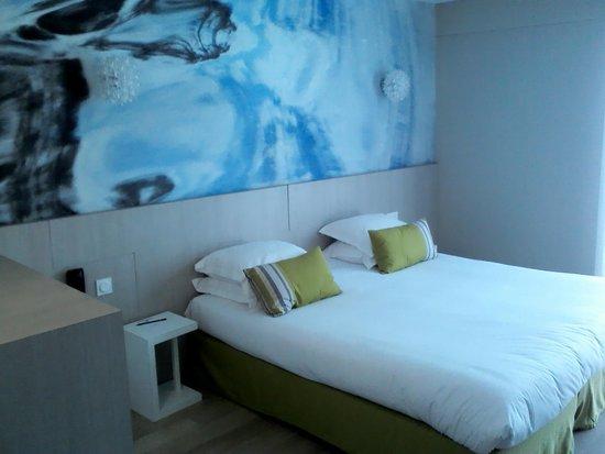 BEST WESTERN Domaine De La Petite Isle : Typical room