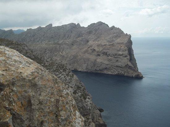 Cap de Formentor: halte belvédère