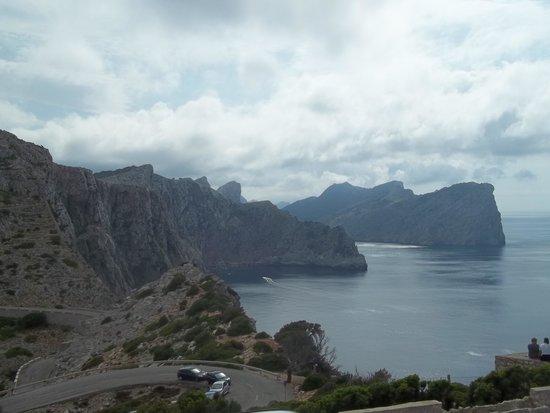 Cap de Formentor: 2ème arret