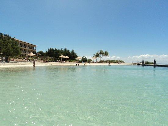Santa Barbara Beach & Golf Resort, Curacao: The beautiful beach