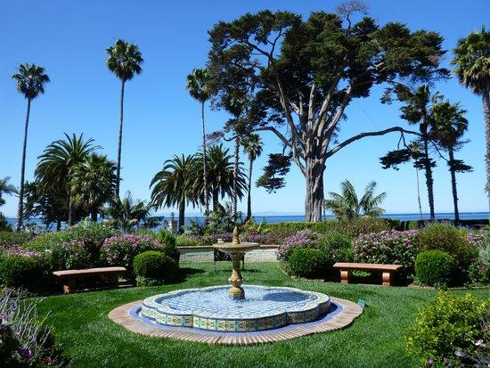 Four Seasons Resort The Biltmore Santa Barbara: The resorts gardens