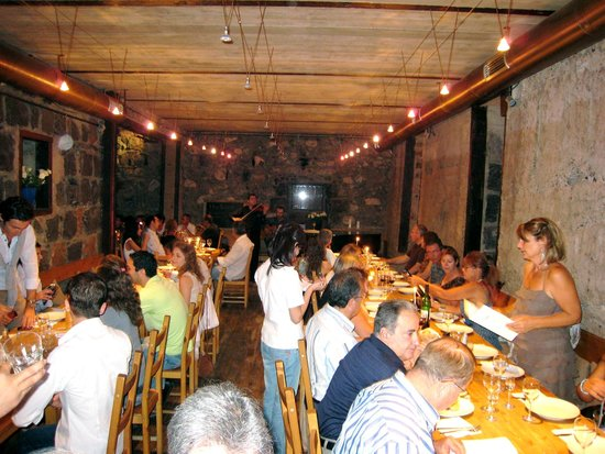 The Club Yerevan: Big groups but  the service is always great