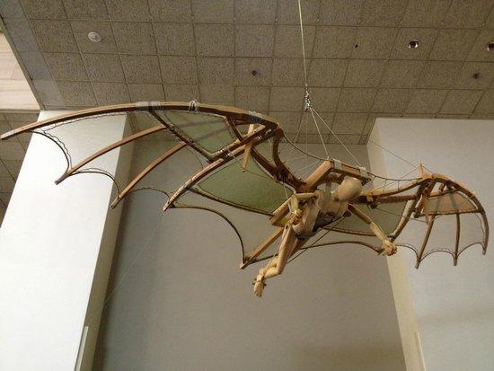 Museo Nacional del Aire y el Espacio: Odd