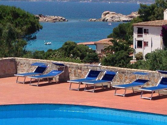 Hotel Olimpia : Vista mare