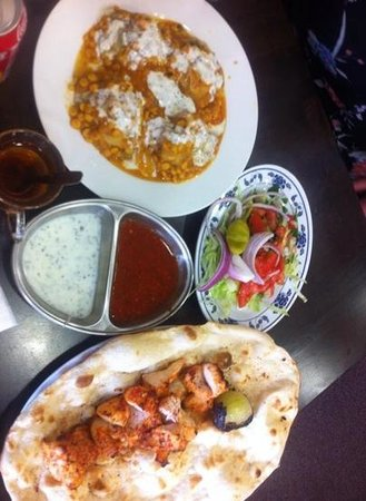 The restaurant at 39 curry mile 39 in manchester picture of for Afghan cuisine manchester