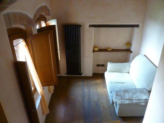"""Osteria del Borgo: second room of """"suite"""""""