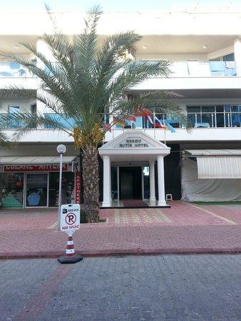 Konakli Nergis Hotel: enter
