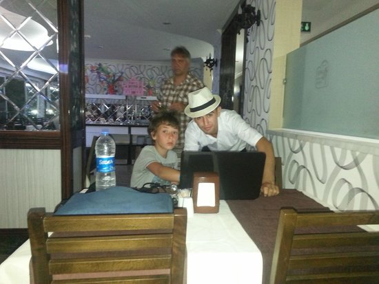 Konakli Nergis Butik Hotel: staff