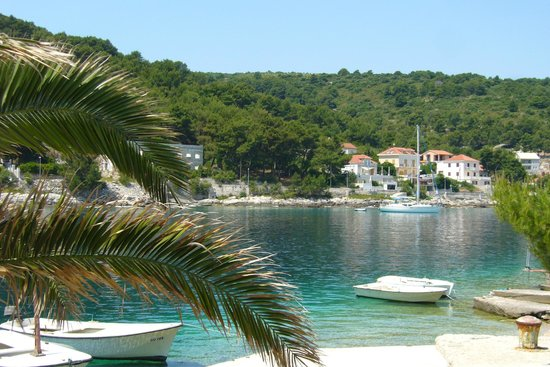 Tour Split: Sholta island