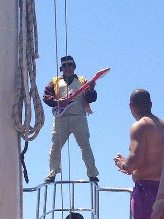 Mega Diana Boat Trip-Tours: Captain