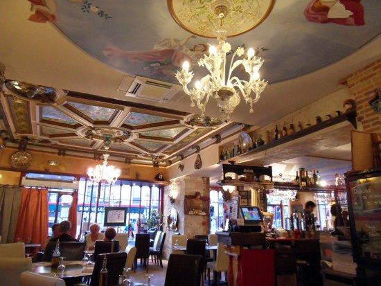 La Scala: Inside