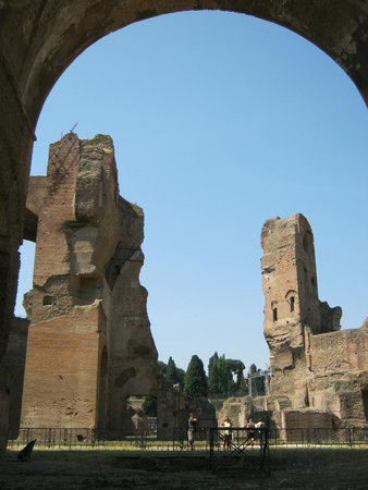Thermes de Caracalla : Terme Di Caracalla