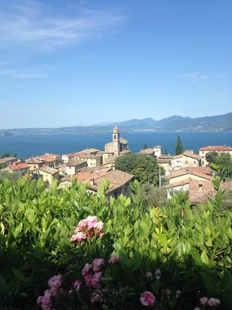 Ristorante Le Gemme di Artemisia : The view from the restaurant
