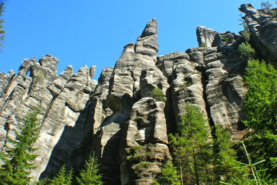 Adrspach-Teplice Rocks : Teplice nad Metuji