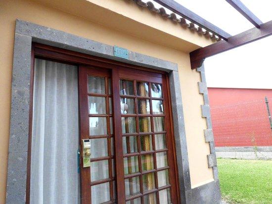 Hotel Dunas Suites and Villas Resort: vue de notre bungalow