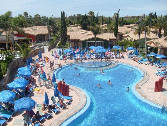Hotel Dunas Suites and Villas Resort: piscine