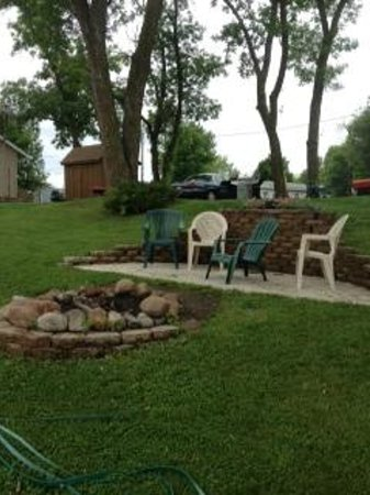 South Haven, MN: firepit