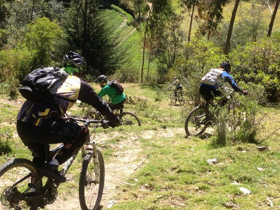 Munaycha : Do-it-your-own trail. Self-explainable