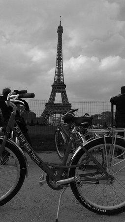loved it picture of fat tire tours paris paris tripadvisor. Black Bedroom Furniture Sets. Home Design Ideas