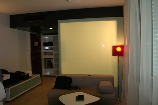Radisson Blu Hotel, Luzern: bedroom