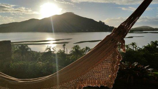 Hospedaria Ponta Da Piteira: Amanhecer da suíte