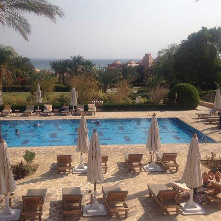 Miramar Resort Taba Heights: beheizter 50 m-Pool